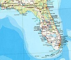 kart over florida Kart Usa Stater Kart